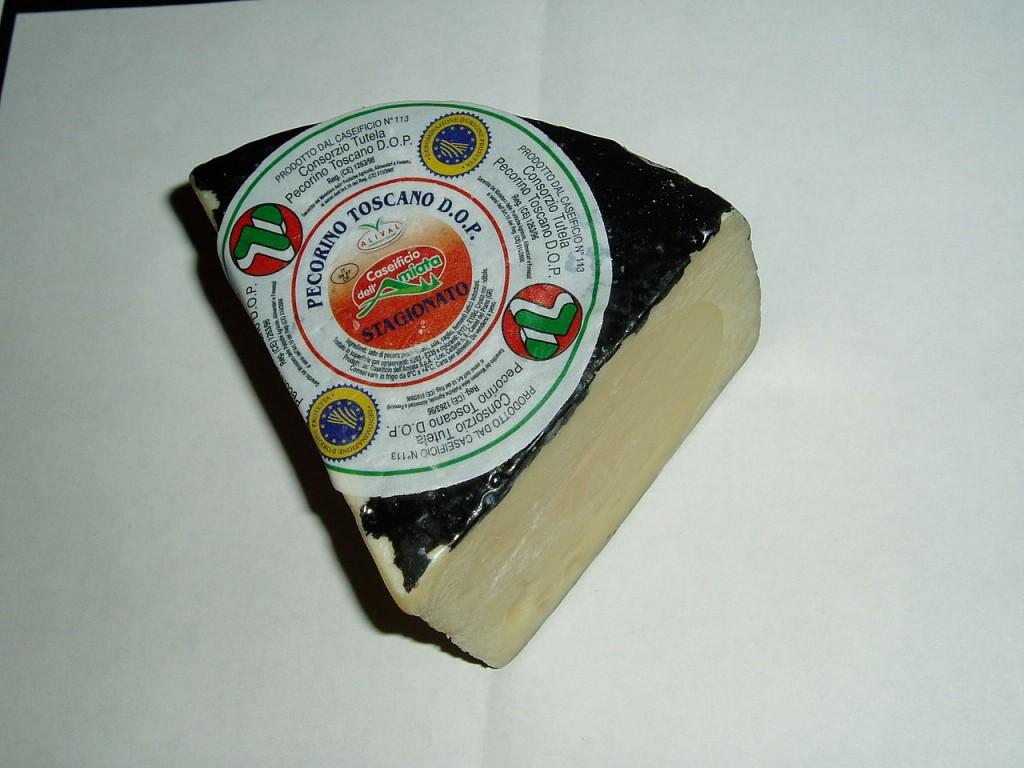 Pecorino Toscano - Italian Cheeses