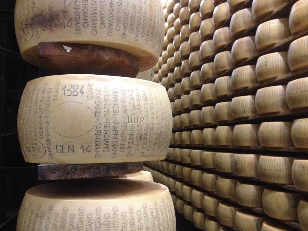 Parmigiano - Parmesan - Italian Cheeses