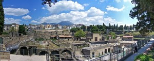 Herculaneum - 5 Ancient Sites in Italy That's Not Pompeii
