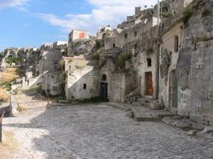 Sassi di Matera - 5 Ancient Sites in Italy That's Not Pompeii