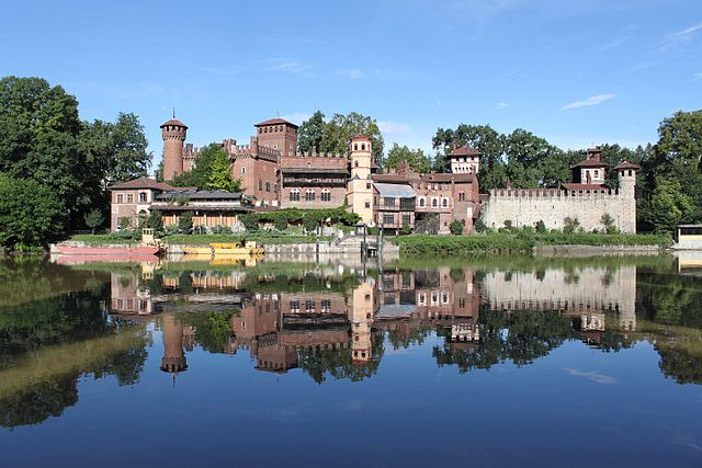 Borgo Medievale in Turin