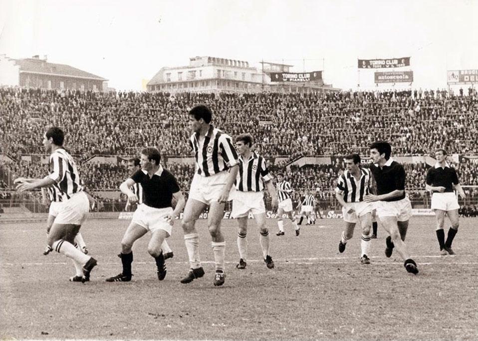 Derby della Mole - Juventus vs. Torino, 1965-66 season