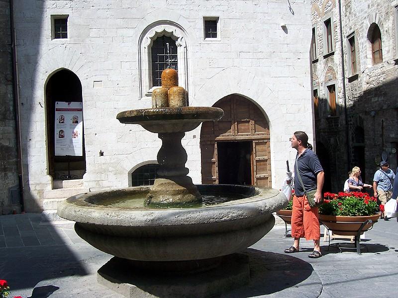 Fontana dei Matti, Gubbio