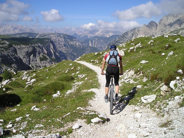 Mountain Biking in Italy