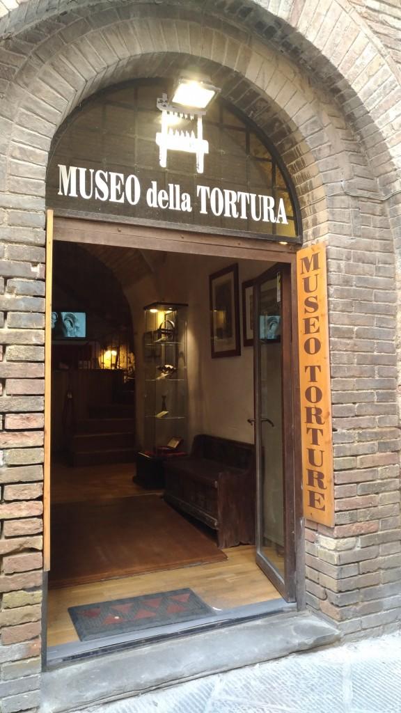 Museum of Torture San Gimignano