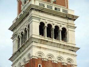 Campanile of St. Mark's Basilica in Venice