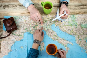 Plan your vacation in Italy
