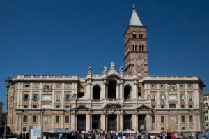 Basilica di Santa Maria Maggiore Church, Rome