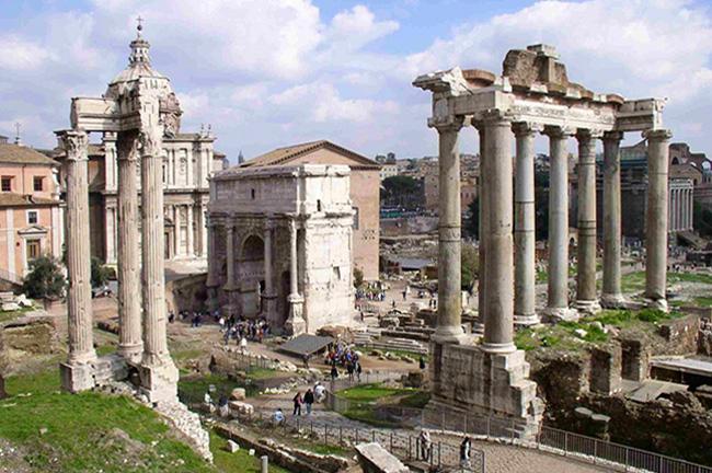 Roman Forum Romanum