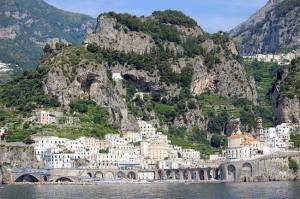 Atrani Salerno Amalfi Coast, Italy