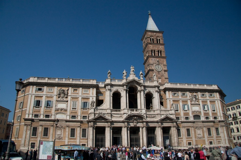 Basilica di Santa Maria Maggiore Rome