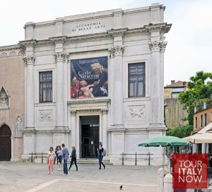 Gallerie dell accademia venice italy