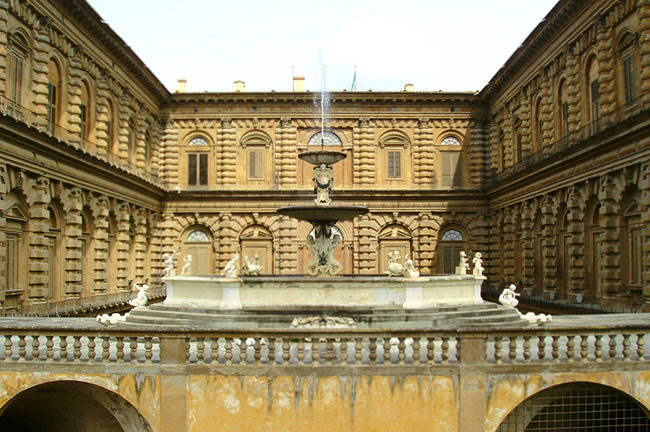Palazzo Pitti Palace in Florence