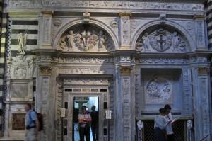 Piccolomini Library Siena, Italy