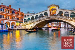Ponte de Rialto Bridge, Venice