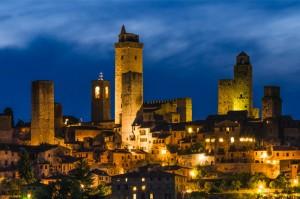 San Gimignano Siena in Tuscany