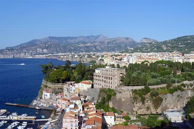 Sorrento in Amalfi Coast, Italy