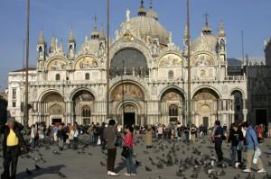 St. Mark's Basilica Church Venice