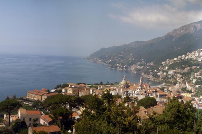 Vietri sul Mare in Amalfi Coast, Italy