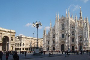 Piazza del Duomo Cathedral Square Milan