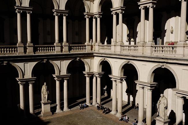 Pinacoteca di Brera Art Gallery, Milan