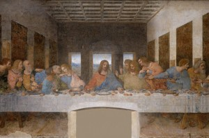 Santa Maria delle Grazie Church The Last Supper, Milan