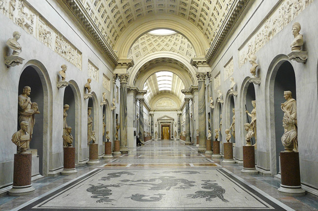Vatican Museums Musei Vaticani in Rome