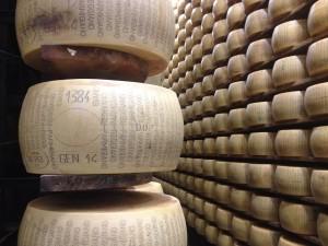 Parmigiano - Parmesan - Italian Cheese