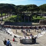 Theater-Ostia Antica