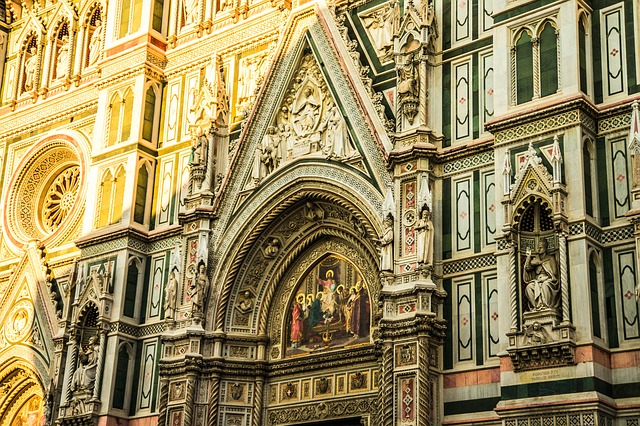 Florence Cathedral Exteriors