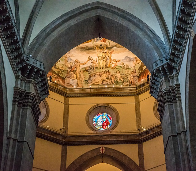 Florence Cathedral Interiors