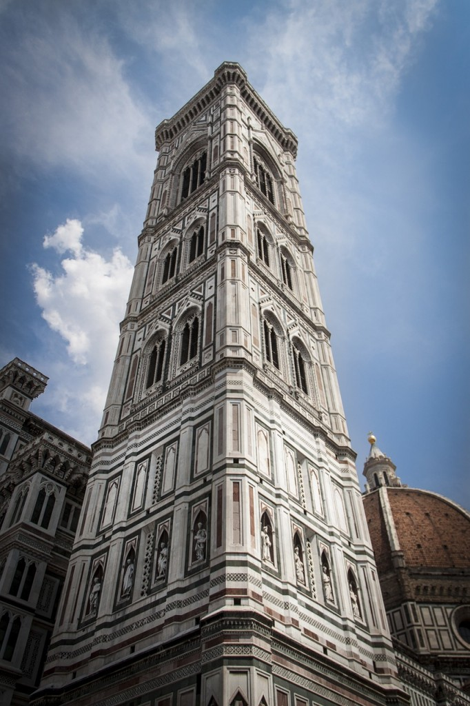 Giotto's Bell Tower - Florence Cathedral