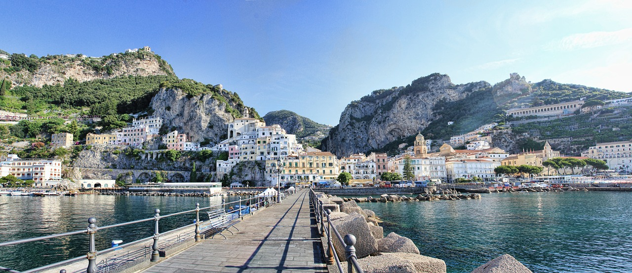 Port of Amalfi Town