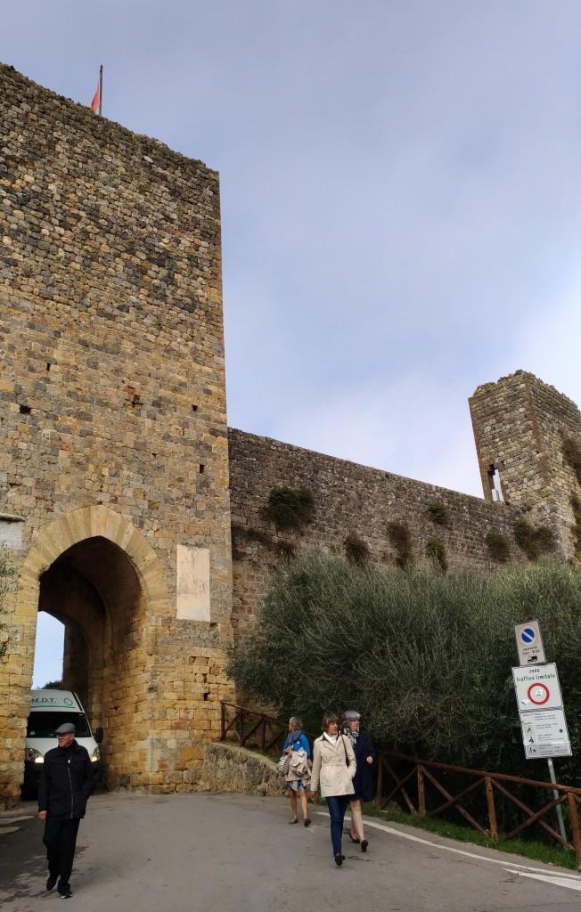 Gate of Monteriggioni
