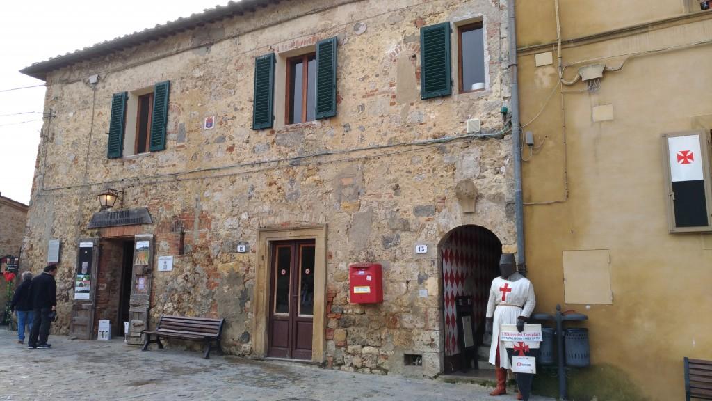 Museo dei Templar Monteriggioni