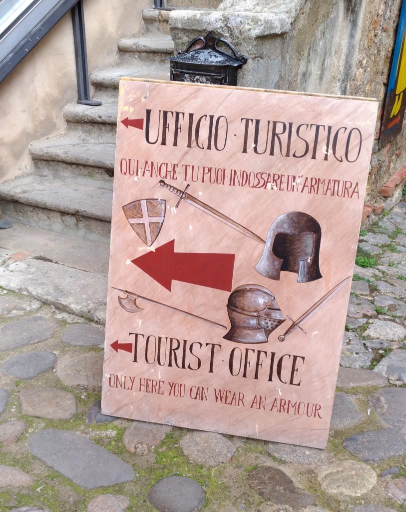Tourist Office Monteriggioni